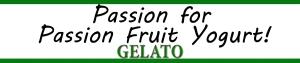 passion for passion fruit yogurt