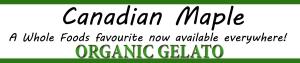 Organic Canadian Maple