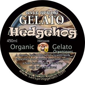 Organic-Hedgehog