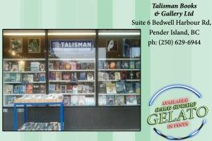 talisman-books-pender-island