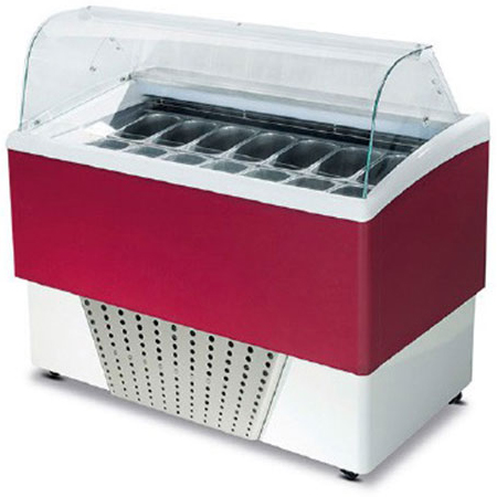 Brio Gelato Display Freezer