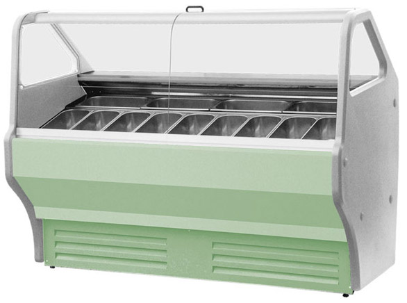 Igloo Gelato Display Freezer